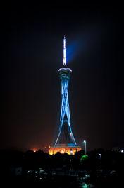 برج تلویزیون جون یوآن چین