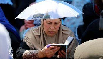 روزهداری مسلمانان سراسر جهان در ماه رمضان +تصاویر