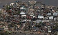 آمار کشته شدگان طوفان متیو به ۵٧٢ نفر رسید