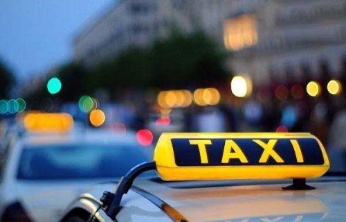 رانندگان تاکسی این خبر را بخوانند