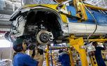 افزایش تولید ایران خودرو ۵۰درصدی شد