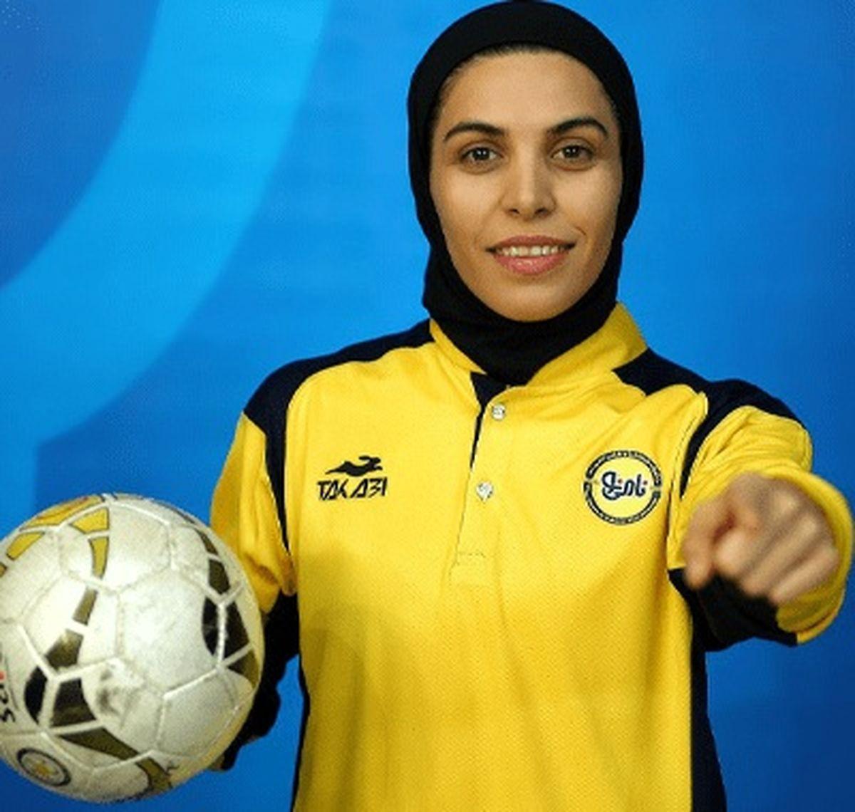 ورزشکار زن ایرانی در لیست برترینها +عکس