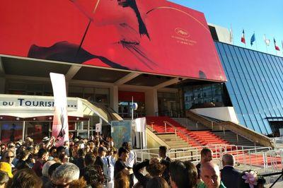 فضای امنیتی جشنواره کن بعداز کشف چمدان مشکوک +تصاویر