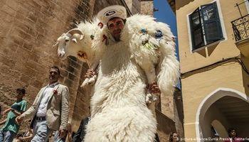 اسپانیا، کشور جشنهای عجیب +عکس