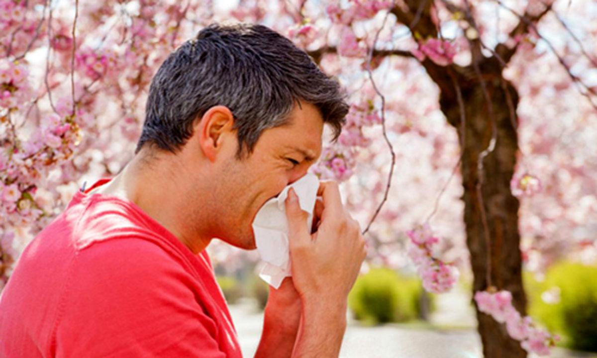 چگونه آلرژی بهاری را کنترل کنم؟