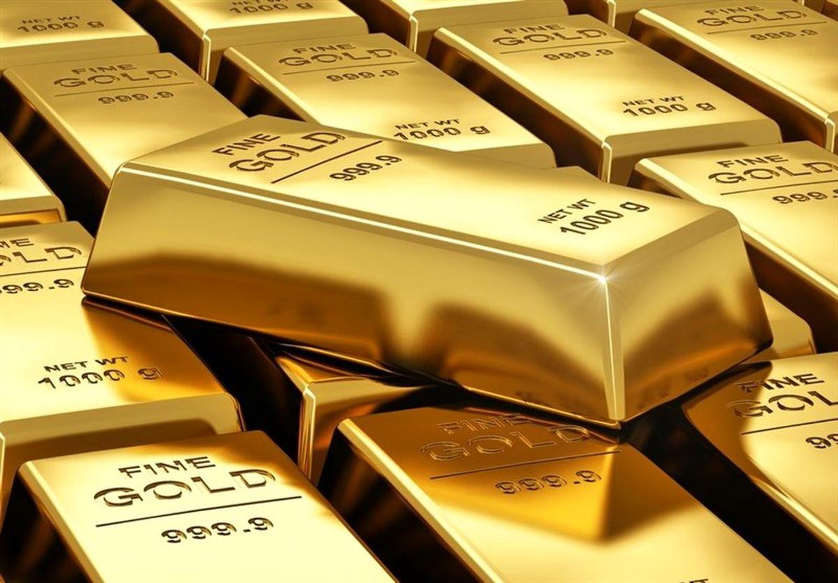 ادامه مسیر صعودی طلا همگام با افزایش بازده اوراق قرضه/ تاثیر چشمانداز تورم بر افزایش قیمت فلزات گرانبها
