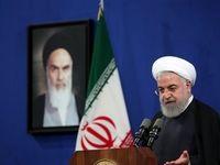 روحانی: تورم ماهانه کاهش پیدا کرده است