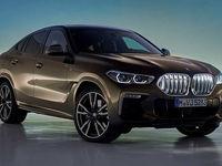 تیزر تبلیغی جدید BMW X6 +فیلم