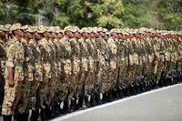 دوره آموزش سربازی ناجا یک ماهه شد