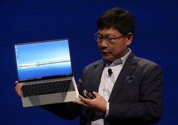 "کنگره جهانی موبایل، ""MateBook X Pro"" laptop"