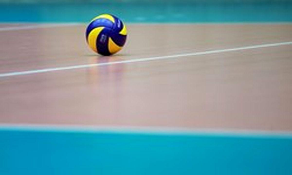 حریفان والیبال ایران در المپیک ۲۰۲۰مشخص شدند