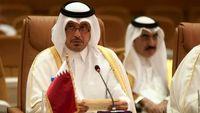 دلیل حضور قطر در نشستهای مکه چه بود؟