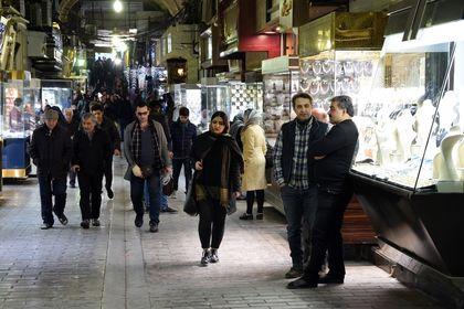 بازار طلا تهران در آستانه نوروز +تصاویر