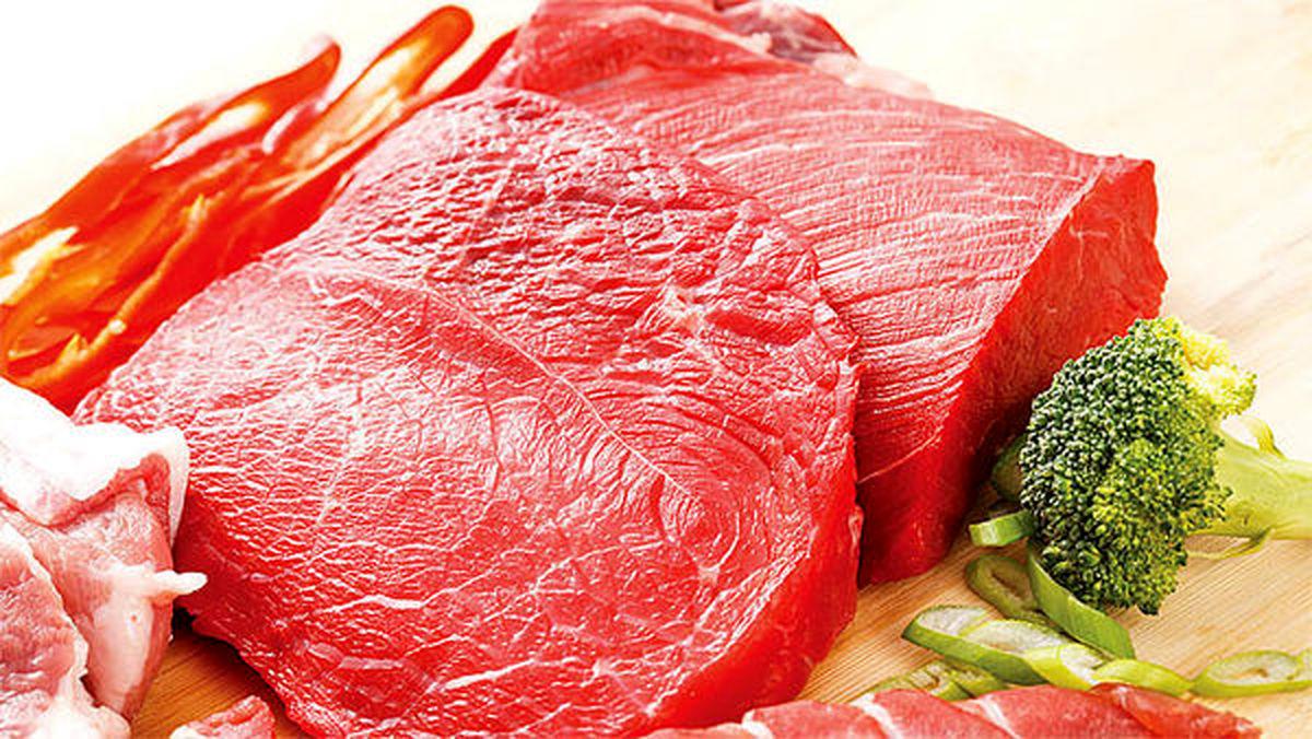 مصرف گوشت ۵۰درصد کاهش یافت