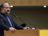 وزیرصنعت: تولید فولاد ایران 22درصد رشد داشت