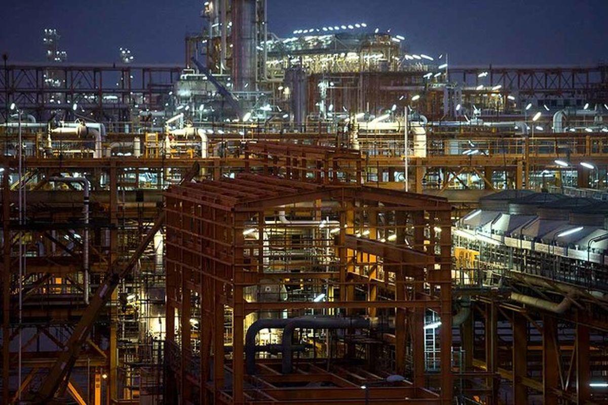 آغاز تولید گاز فازهای٢٢ تا٢٤ پارس جنوبی