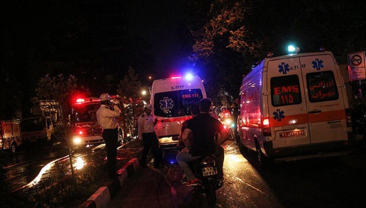 انفجار مرگبار در کلینیک