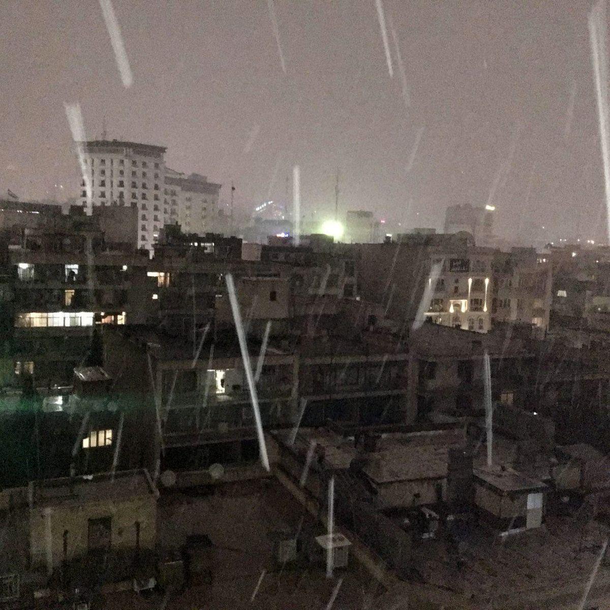 تهران امروز هم نفس راحت کشید