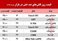قیمت فلشهای ضدخش بازار چند؟ +جدول