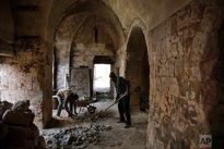 خساراتی که جنگ سوریه بر بازار حلب وارد کرد +تصاویر