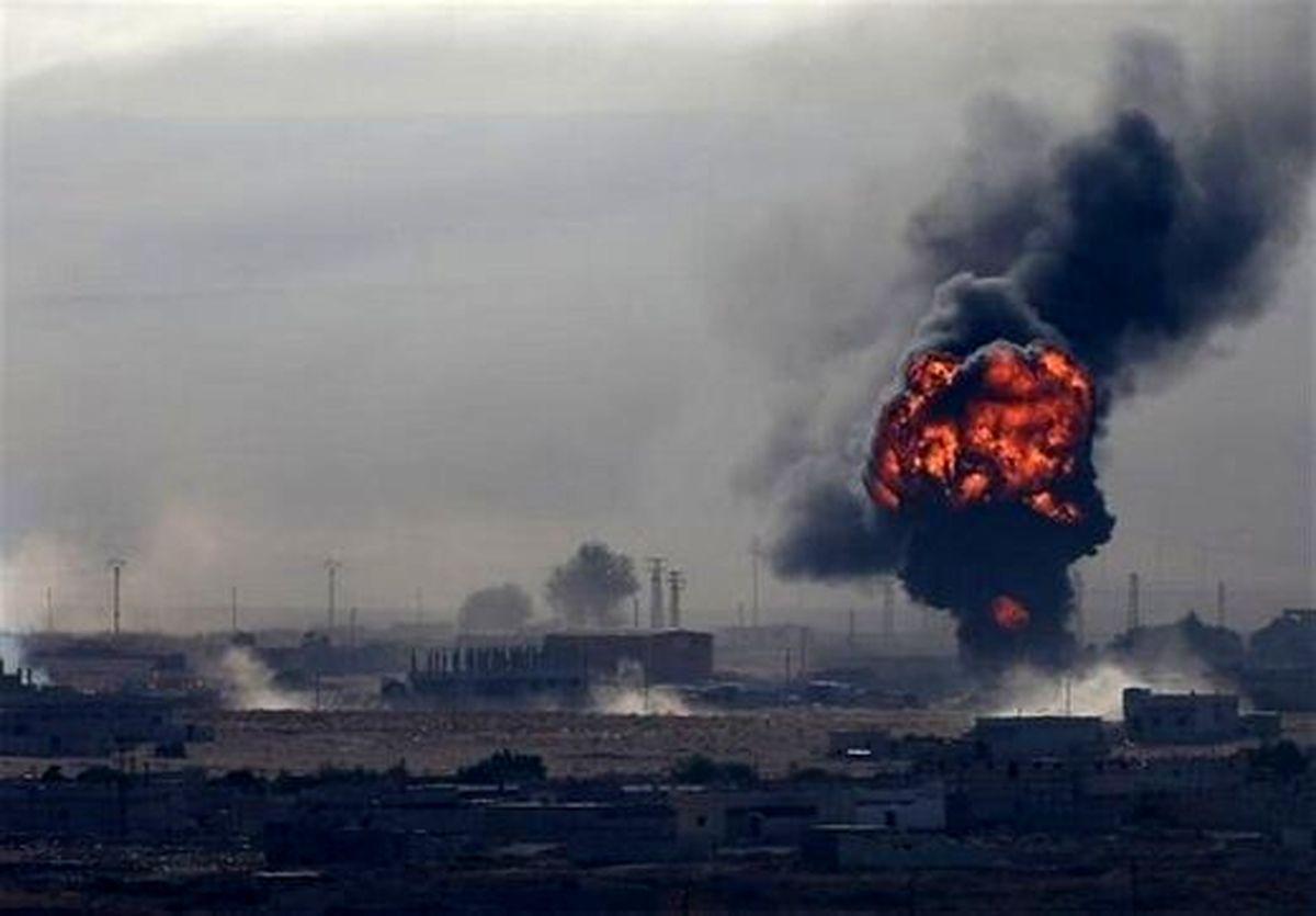حمله به سوریه نخستین تقابل بایدن و کنگره