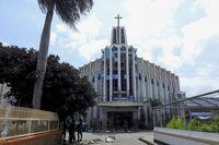دهها کشته و زخمی در انفجار مرگبار کلیسا +تصاویر