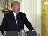 ترامپ: سعودیها باید هزینه حضورمان در سوریه را بپردازند
