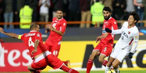 بازتاب قهرمانی کاشیما در سایت AFC +عکس