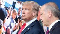 پاسخ ریاستجمهوری ترکیه به هشدار ترامپ