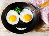۷دلیل برای افزودن تخم مرغ به صبحانه