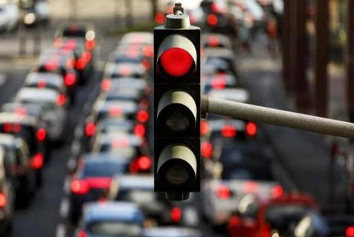 ترافیک پرحجم در ورودی های شرقی پایتخت