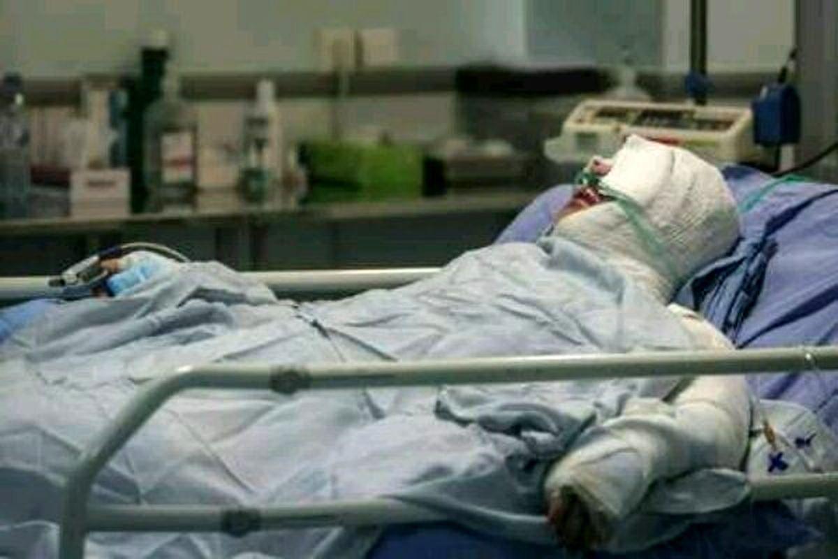 تایید فوت مردی که مقابل شهرداری خودسوزی کرد