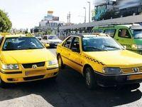 ۴۰۰لیتر بنزین نوروزی تاکسیهای بین شهری