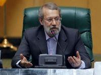 توضیحات لاریجانی  درباره تمهیدات لازم برای بهبود وضعیت اقتصادی