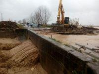 سیلاب در مازندران/ دستور تخلیه خانههای حاشیه رودخانه نکا صادر شد