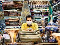 تشدید محدودیتهای کرونایی در تهران +فیلم