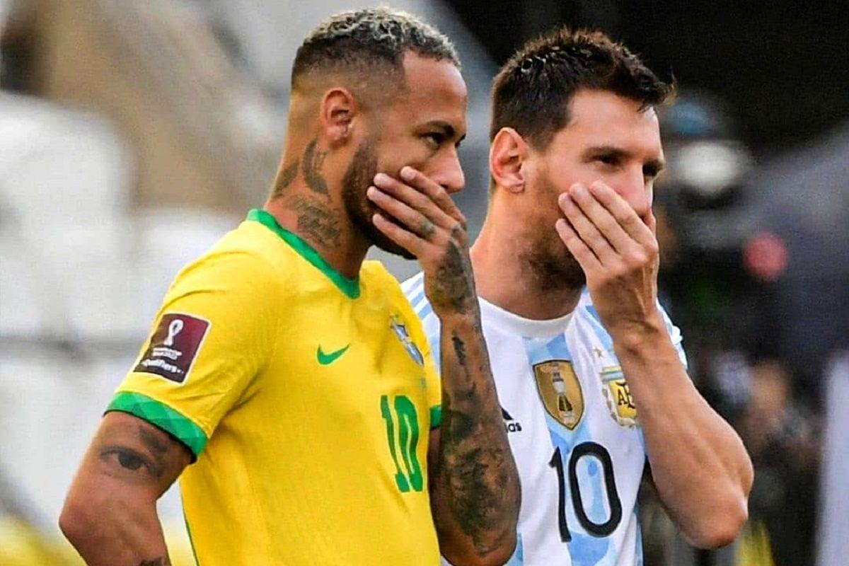 سرنوشت بازی برزیل و آرژانتین چه خواهد شد؟