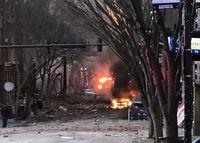 شناسایی عامل بمبگذاری نشویل