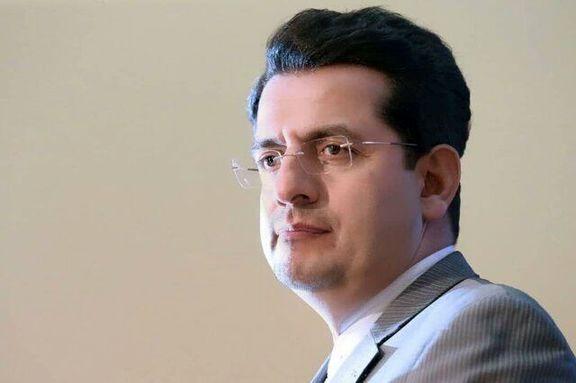 واکنش سخنگوی وزارت خارجه به اتهامزنی پمپئو