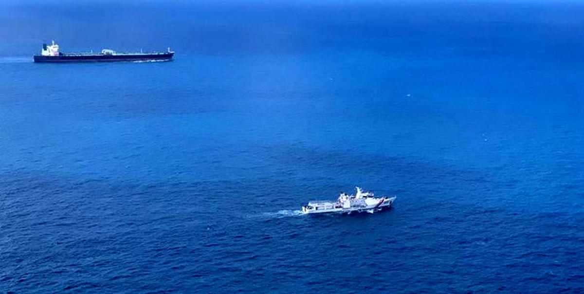 روایت رسانه چینی از فروش ۲میلیون بشکه نفت توقیف شده ایران توسط آمریکا