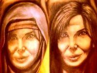 تتلو: عکسه تتو مادرم هم با حجاب کردم!