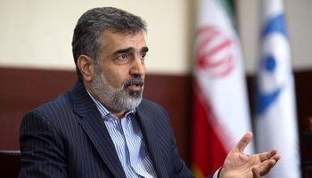 اقدام ایران مبتنی بر برجام است