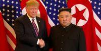 التماس ترامپ به رهبر کره شمالی برای توقف آزمایشهای موشکی