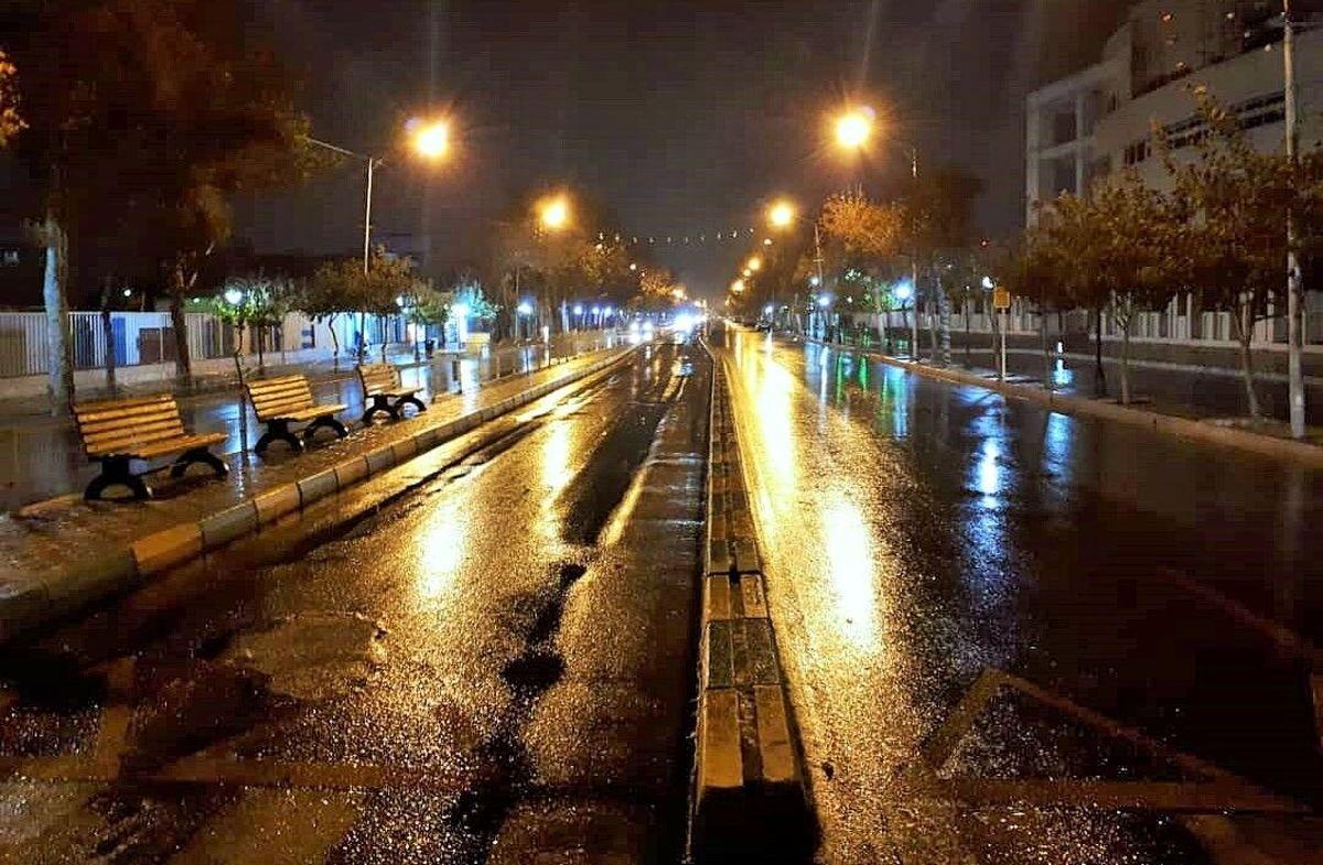 محدودیت تردد شبانه برای شهرهای آبی برداشته نشده است