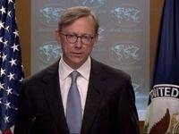 آمریکا: به دنبال امضای یک پیمان با ایران هستیم