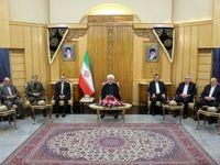 ایران به دنبال صلح بلندمدت در منطقه است/ تحریمهای حداکثری آمریکا نتوانسته دستاوردی برای دشمنان داشته باشد