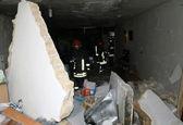 انفجار در کارگاه ال.پی.جی
