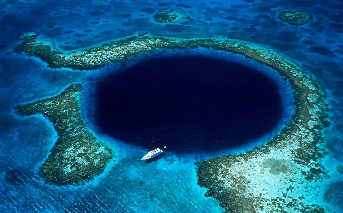 عمیق ترین چاه آبی جهان کجا است؟ + عکس