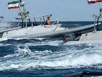 توقیف شناور حامل سوخت قاچاق در خلیج فارس