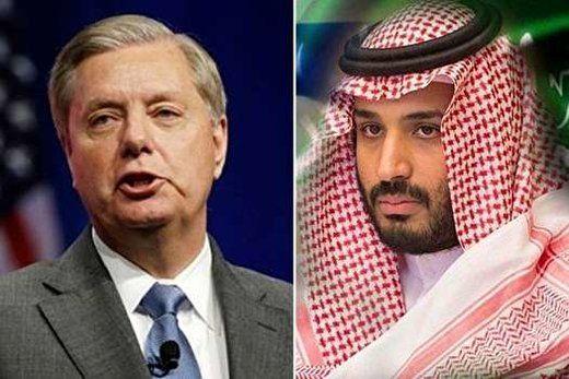 سناتور آمریکایی بن سلمان را تحقیر کرد